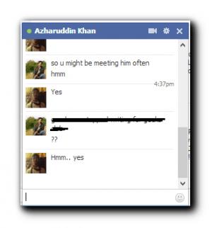"""Evitar que Facebook envíe el mensaje de """"Visto por"""" o """"Leer recibo"""" en el cuadro de chat. 2"""