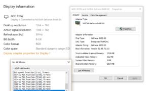 Solucionar problemas comunes de color de HDR y WCG en Windows 10