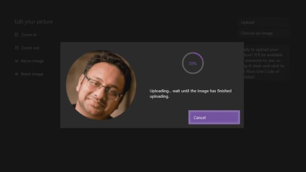 Cómo configurar y utilizar una imagen personalizada como Gamerpic en Xbox One