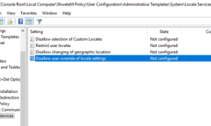 Evitar que los usuarios cambien la fecha y la hora en Windows 10