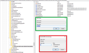 Falta la opción de cambiar Red de Pública a Privada en Windows 10