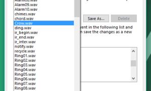 Cómo configurar el sonido de notificación personalizado en Windows 10