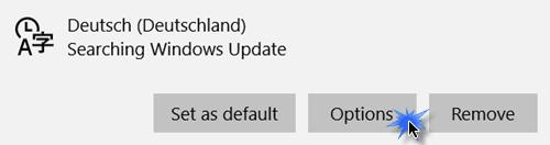 Cambiar el idioma de Cortana en Windows 10 1