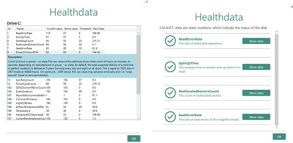 CheckDrive - Monitorea y corrige errores en el disco duro en tiempo real