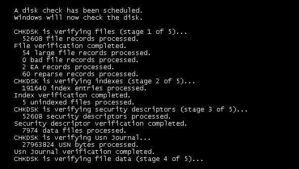 Corrección La solicitud falló debido a un error fatal del hardware del dispositivo 2