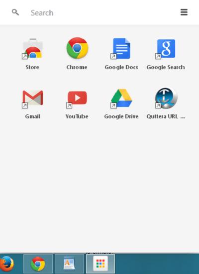 Lanzador de aplicaciones Chrome: Descarga y administra aplicaciones en Chrome 1