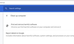 Fijar Chrome error 1603 & 0x00000643 en Windows 10