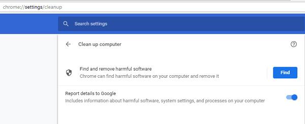 Error en la actualización de Chrome con los códigos de error 3, 4, 7, 10, 11, 12, etc.