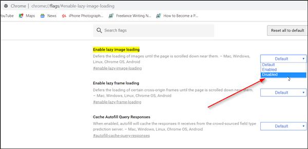 ¿Qué es Lazy Loading? Cómo habilitarlo o deshabilitarlo en Firefox y Chrome
