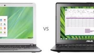 Chromebook vs Windows laptop - Una discusión
