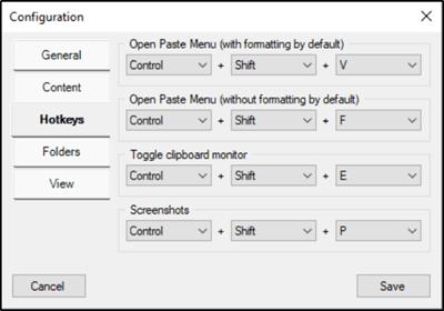 El gestor de portapapeles ClipClip también traducirá texto en un PC con Windows