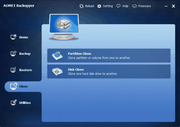 AOMEI Backupper Standard Review & Free Download