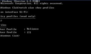 Ver y cambiar la prioridad de la conexión de red inalámbrica en Windows 10/8/7