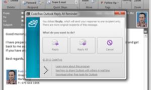 Responder automáticamente a todos en Outlook usando el complemento Responder a todos los recordatorios