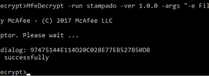 McAfee Ransomware Recover (Mr2) puede ayudar a descifrar archivos cifrados por Ransomware