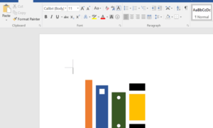 Cómo convertir iconos SVG a formas usando Microsoft Word