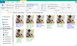 Cómo mostrar nombres de archivos cifrados o comprimidos en color en Windows