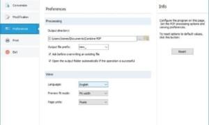 Combine varios PDF en un solo documento PDF con Combine PDF freeware