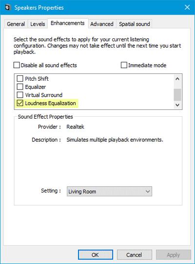 Volumen de sonido del ordenador demasiado bajo en Windows 10/8/7 2