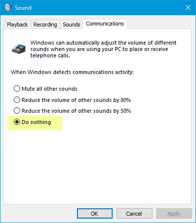Volumen de sonido del ordenador demasiado bajo en Windows 10/8/7 1