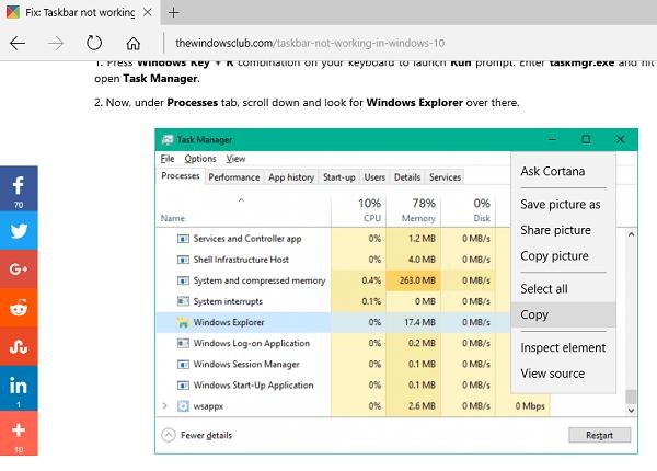 Cómo descargar un archivo usando PowerShell en Windows 10 1