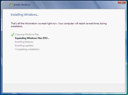 Cómo instalar Windows en Mac usando el Asistente Boot Camp 7