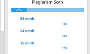 Uso del complemento Copyleaks Plagiarism Checker para Microsoft Word