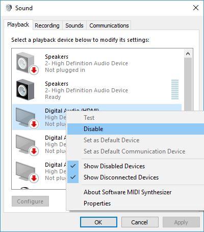La voz de Cortana no funciona en Windows 10 2
