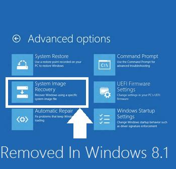 Crear una imagen del sistema en Windows 10 con PowerShell 1