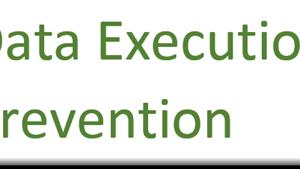 Prevención de la ejecución de datos o función DEP en Windows 10/8/7