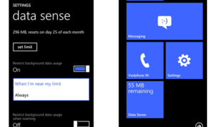 Cómo usar Data Sense de forma efectiva en Windows Phone