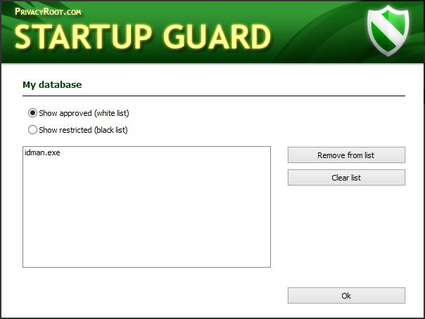 Puesta en marcha segura: Revisar, administrar y controlar las aplicaciones de inicio de Windows