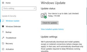 Corrección del mensaje Dispositivo no migrado en los equipos con Windows