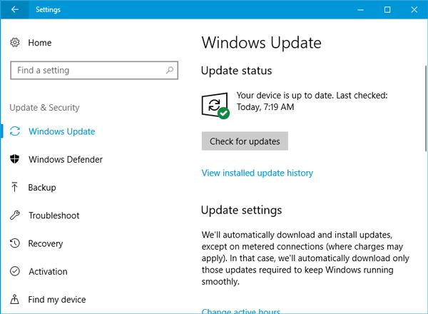 Corrección del mensaje Dispositivo no migrado en los equipos con Windows 3
