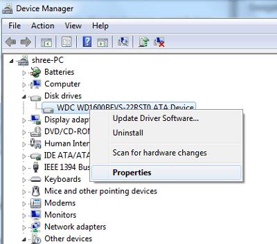 Cómo acelerar los discos duros SATA en Windows 7 2