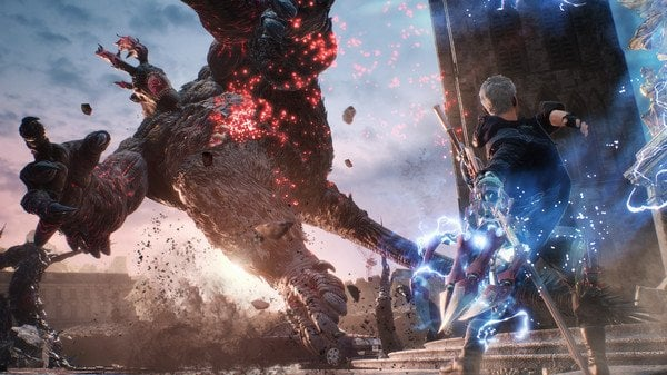 Devil May Cry 5 Review: Es hora de conocer a la V