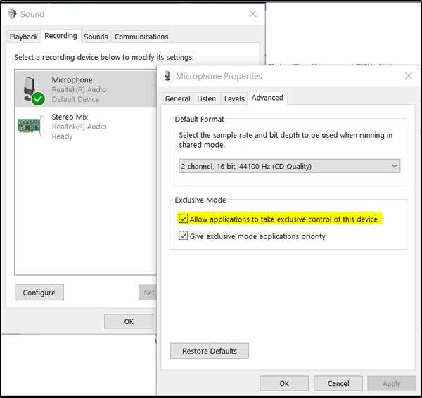 ¿Qué es el micrófono AGC en Windows 10? ¿Debería estar encendido o apagado?
