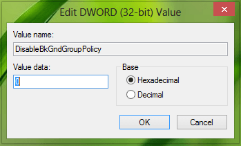 Cómo desactivar o desactivar la actualización de la directiva de grupo mientras el equipo está en uso 4