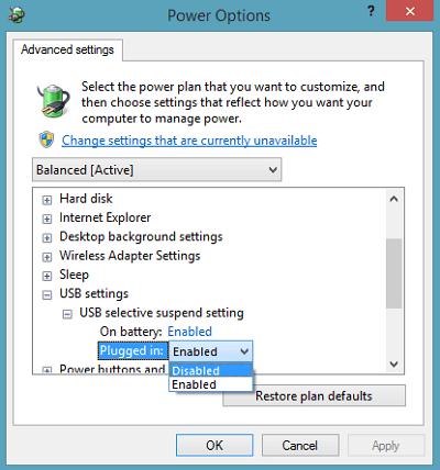 El disco duro externo USB 3.0 no se reconoce en Windows 10/8.1