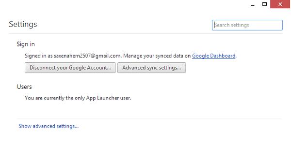 Lanzador de aplicaciones Chrome: Descarga y administra aplicaciones en Chrome 3