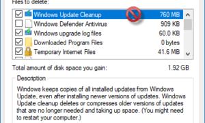 El disco duro se sigue llenando por sí mismo automáticamente sin ninguna razón en Windows 10.