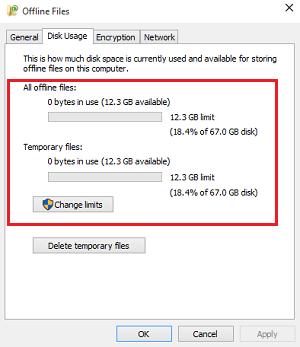 Cómo configurar archivos usando el Centro de sincronización de Windows en Windows 10 3