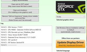 No se pudo crear un error de dispositivo gráfico en Windows 10