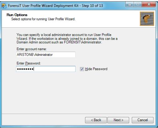 El Asistente para perfiles de usuario le permite migrar el perfil de dominio completo en Windows 10/8/7