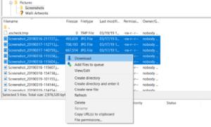 Cómo transferir archivos entre Android y Windows usando ES File Explorer