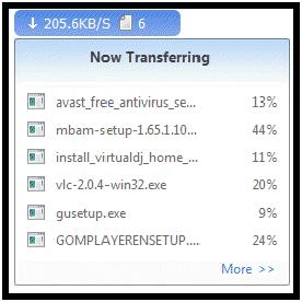EagleGet: Administrador de descargas y acelerador universal gratuito para Windows 3