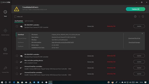 Revisión de DriverFix: El mejor software de actualización de controladores para Windows 3