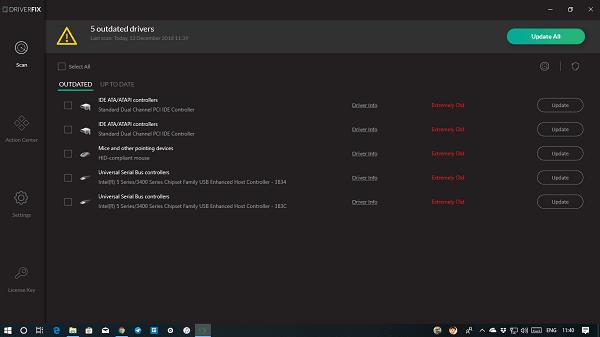 Revisión de DriverFix: El mejor software de actualización de controladores para Windows 1