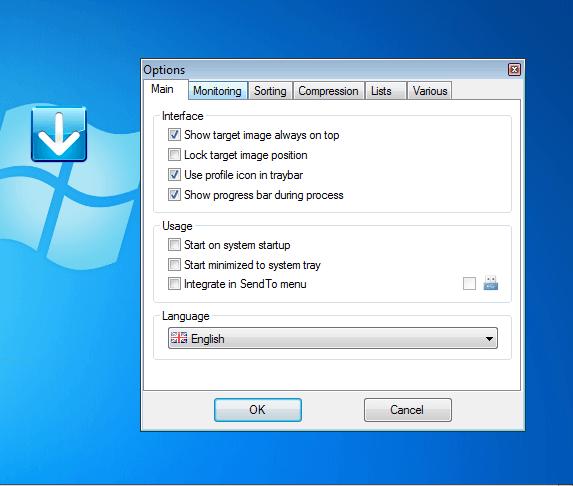 Automatice la clasificación de archivos y carpetas con DropIt