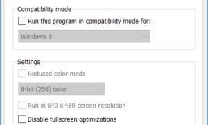 Cómo habilitar o deshabilitar las optimizaciones a pantalla completa en Windows 10